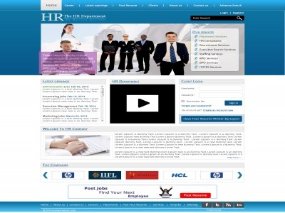 1057 template for HR CMS