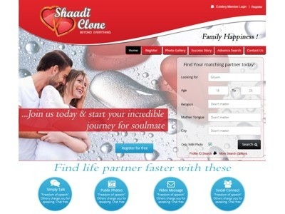 1051 template for Matrimonial