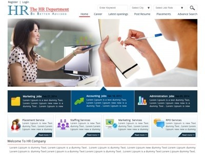 1064 Template for HR CMS
